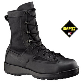 Belleville Waterproof Black Combat & Flight Boot