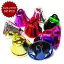 Aspire Adorable Multi-color Decorative Bells, Wedding Favor, 21mm, 100pcs