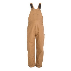 Berne Apparel B215 Standard Insulated Bib Overall - Quilt Lined