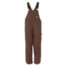 Berne Apparel B216 Standard Insulated Bib Overall - Quilt Lined