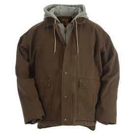Berne Apparel HJ601 Sherpa Lined Jacket - Sherpa Lined