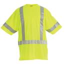 Berne Apparel HVK007 Hi-Visibility Pocket Shirt - Short Sleeve
