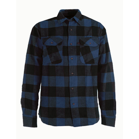 Berne Apparel SH07 Original Heavyweight Flannel Workshirt