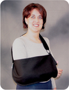 Bird & Cronin Arm Sling With Foam Strap
