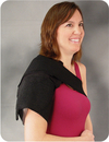 Bird & Cronin B - Cool Shoulder Wrap