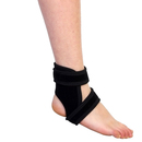 GOGO Adjustable Ankle Brace For Climbing / Heel Pain Relief Support - Black