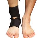 GOGO Ankle Braces For Basketball Adjustable Ankle Stabilizer, Black