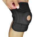 GOGO Knee Brace For Running Non-slip Ankle Support Wrap W/Open Patella Support