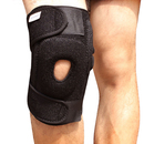 GOGO Adjustable Knee Support Brace With Open Patella Kneecap Support For Climbing
