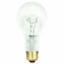 Bulbrite 150A/CL/HL 150 Watt High Lumen Incandescent A21, Medium Base, Clear