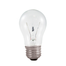 Bulbrite 25A15C 25-Watt Incandescent Standard A15, Medium Base, Clear