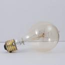 Bulbrite NOS25-VICTOR/A21 25-Watt Nostalgic Incandescent Edison A21, Victorian Loop Filament, Medium Base, Antique