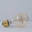 Bulbrite NOS60-VICTOR 60-Watt Incandescent Nostalgic Victor Loop A19, Medium Base, Antique