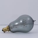 Bulbrite NOS25A15/LP/E12/SMK 25-Watt Nostalgic Edison A15 Bulb, Vintage Loop Filament, Candelabra Base, Smoke
