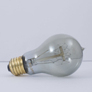 Bulbrite NOS40-VICTOR/SMK 40-Watt Nostalgic Edison A19 Bulb, Vintage Quad Loop Filament, Medium Base, Smoke