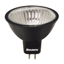Bulbrite BAB/BLK 20-Watt Dimmable Halogen MR16, GU5.3 Base, Black