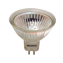 Bulbrite EXZ 50-Watt Dimmable Halogen MR16, GU5.3 Base, Clear