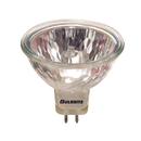 Bulbrite EXZ/L 50-Watt Dimmable Halogen MR16 Lensed, GU5.3 Base, Clear