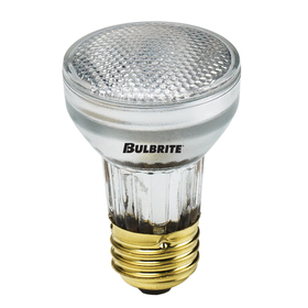 Bulbrite H60PAR16FL3 60-Watt Dimmable Halogen PAR16 Flood, Medium Base, Warm White