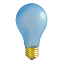 Bulbrite 60A19PG 60-Watt Incandescent Plant Grow A19, Medium Base, Blue