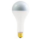 Bulbrite 150PS25F/SB 150-Watt Incandescent Half Chrome PS25, Medium Base, Frost