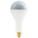 Bulbrite 200PS30F/SB 200-Watt Incandescent Half Chrome PS30, Medium Base, Frost
