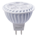 Bulbrite LED7MR16FL/927/D Dimmable LED MR16 Flood Bulb, 7.7W, Clear/Warm White