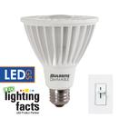 Bulbrite LED14PAR30WFL/L/40K/D 14-Watt Dimmable LED PAR30, Medium (E26) Base, Cool White