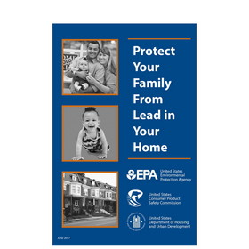 Super Forms Lead Paint Booklet (8861), Price/50