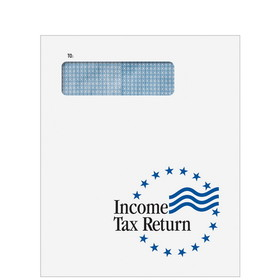 Super Forms CLNT9F10 Folders & Envelopes Tax Retur...