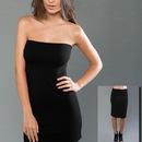 MOCO 4MCSJ306 eco-HYBRID Spandex Jersey Tube Top / Dress / Skirt