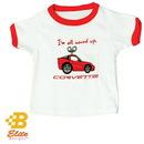 Belite Designs Belite Designs C6 Corvette All Wound Up Toddler Tees 4 TODDLER -