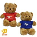 Belite Designs Ford Mustang 14 Teddy Bear ROYAL SHIRT -BDFMBR167