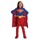 Rubies Costumes 101749 DC Comics Supergirl Toddler / Child Costume - Large