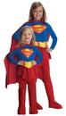 Rubies Costumes 885215M DC Comics Supergirl Toddler / Child Costume