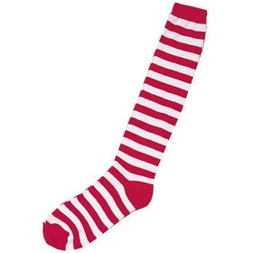 Forum Novelties 25088 Socks Rag Doll/Elf Adult - Size: One Size - Color: Red
