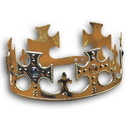 Rubies Costumes 2593 Plastic Jeweled Crown