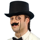 Smiffys 99896 Felt Top Hat