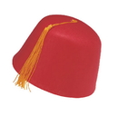 Rubies Costumes 105265 Fez Hat