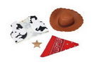 Disguise 108134 Disney Toy Story - Woody Accessory Kit