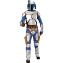 Rubies Costumes 17098STD Star Wars  Jango Fett Deluxe Adult