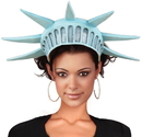 Forum Novelties 112615 Statue Of Liberty Tiara