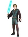 Rubies Costumes 16818-std Star Wars Anakin Skywalker Adult Costume