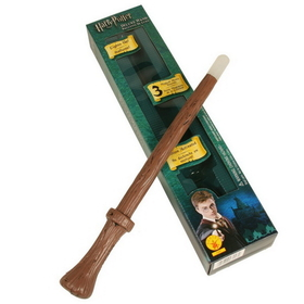 Rubies Costumes 9706 Harry Potter Deluxe Magical Wand - Size: One Size - Color: Brown