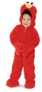 Disguise 5633M-I Sesame Street Elmo Plush Deluxe Toddler Costume