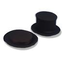 Forum Novelties 125253 Collapsible Top Hat Black Adult