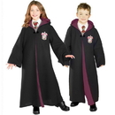 Rubies Costumes 884259M Harry Potter Deluxe Gryffindor Robe Child Costume