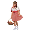 Rubies Costumes 881066L Red Riding Hood Classic Child Costume