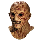 Rubies Costumes 134322 Deluxe Freddy Krueger Overhead Latex Mask