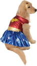Rubies Costumes 50513L Wonder Woman Deluxe Dog Costume